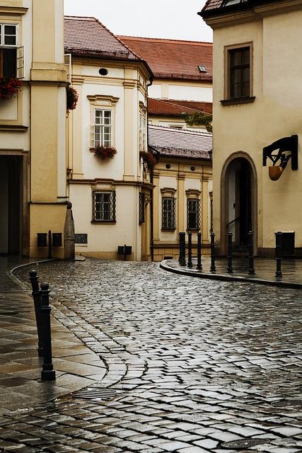 Web města Brna.